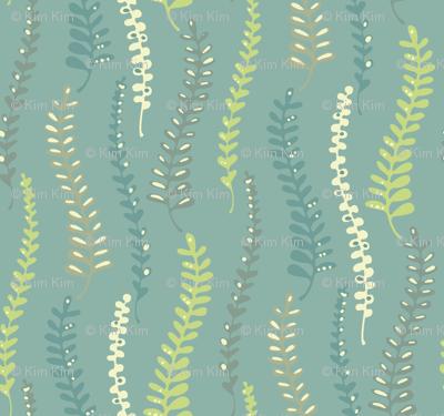 fernyforestblue