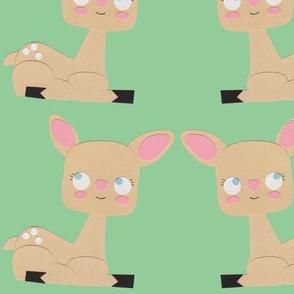 deer double