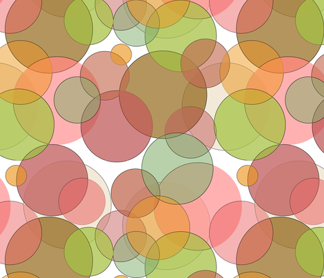 Bubble Happy fabric by cricketnoel on Spoonflower - custom fabric