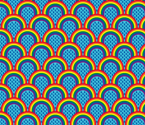skrainbow-bright fabric by shala on Spoonflower - custom fabric