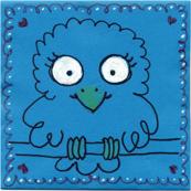 Big-eyed-bird
