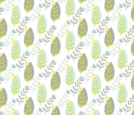 dixie fabric by sweetmuffinsuite on Spoonflower - custom fabric