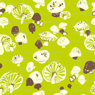Mushroom March