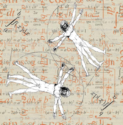 Vitruvius Maths