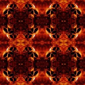 Red hot skulls