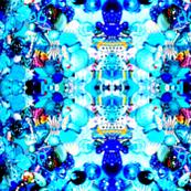 Embellishments Blue.
