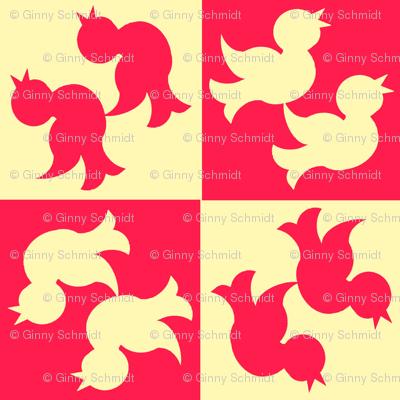 Redbird Patchwork