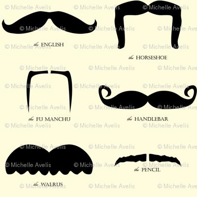 mustache gallery