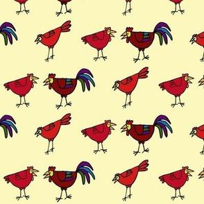 Chicken Yard