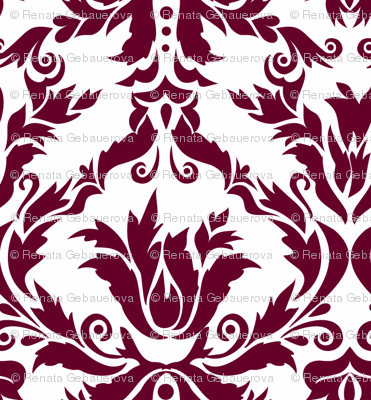 damask_wedding_fabric