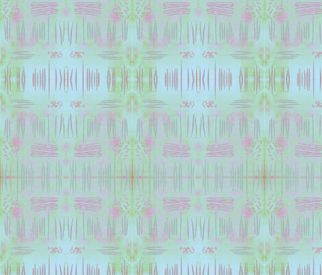 Spring at Pond's Edge fabric by not-enough-time on Spoonflower - custom fabric