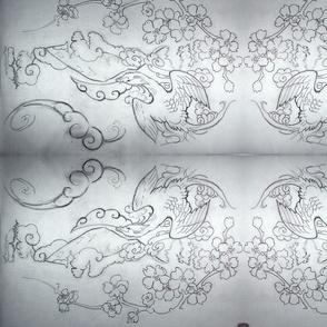 Phoenix lace