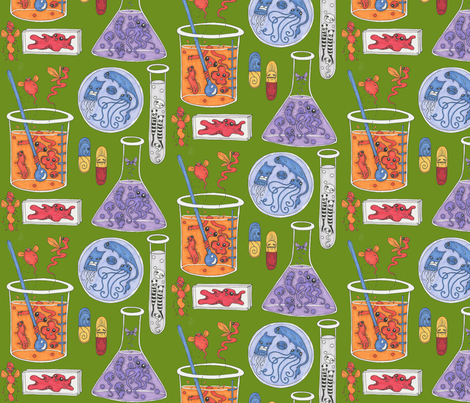 Germy Nation fabric by ceanirminger on Spoonflower - custom fabric
