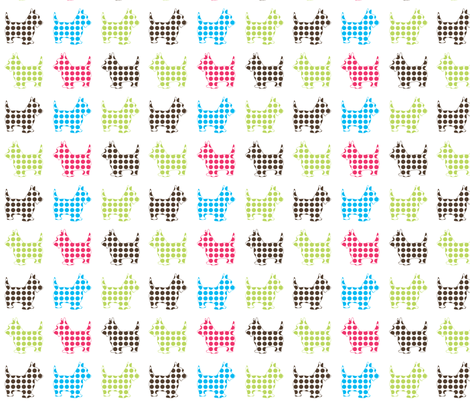 Scotties fabric by malien00 on Spoonflower - custom fabric