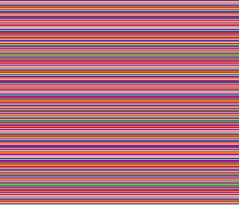 Stripes! fabric by sammyk on Spoonflower - custom fabric