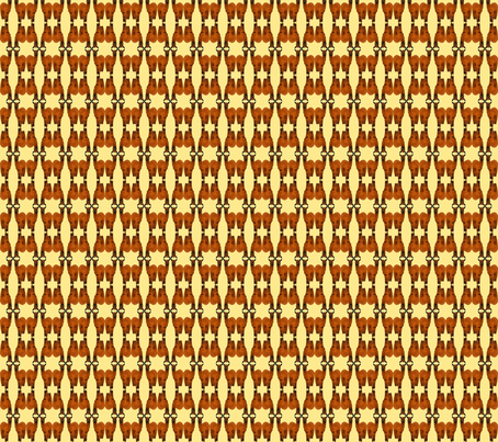 Fionn the Alpaca fabric by alpaca_lady on Spoonflower - custom fabric