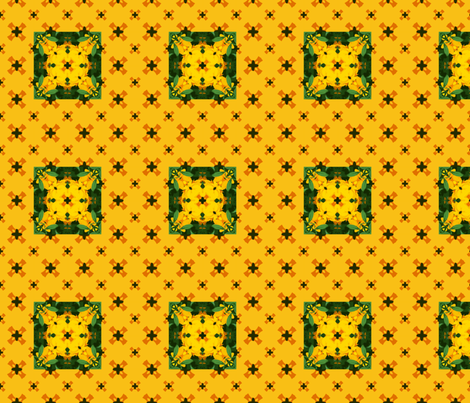 crosses_border_FotoFlexer_Photo fabric by khowardquilts on Spoonflower - custom fabric