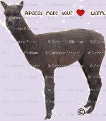 Alpacas Warm Your Heart-