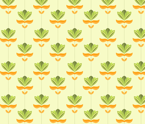 Tula fabric by natalie on Spoonflower - custom fabric