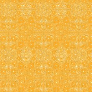 Sand Dollar, Orange