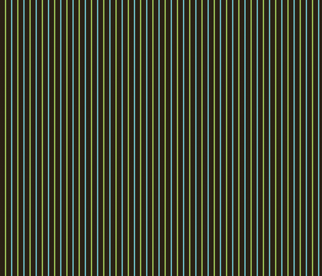 green and blue stripes fabric by suziedesign on Spoonflower - custom fabric