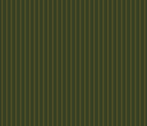 green and green stripes fabric by whimzwhirled on Spoonflower - custom fabric