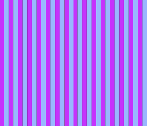 Magenta and light blue stripes fabric by whimzwhirled on Spoonflower - custom fabric