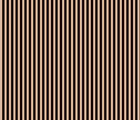 Black and tan stripes fabric by whimzwhirled on Spoonflower - custom fabric