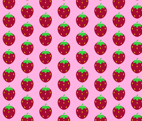 Berry fabric by jadegordon on Spoonflower - custom fabric