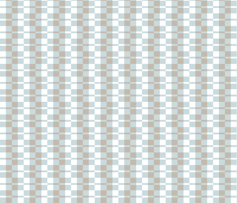 Deco -  Stone Check fabric by kristopherk on Spoonflower - custom fabric