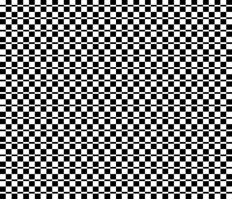 Deco - Black Check fabric by kristopherk on Spoonflower - custom fabric