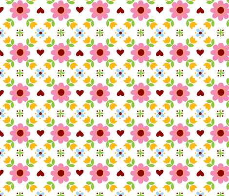 Retro3-ch fabric by katharinahirsch on Spoonflower - custom fabric