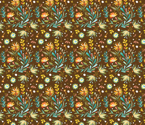 Prairie Chic fabric by katie_daisy on Spoonflower - custom fabric