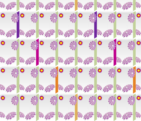 flower-1014 fabric by vina on Spoonflower - custom fabric