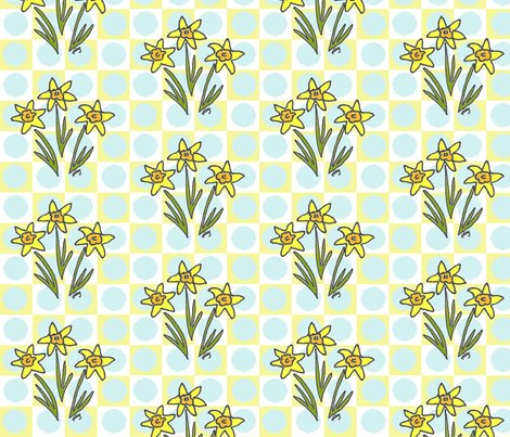 Rmy_three_daffodils_with_yellow_dot_ground_shop_preview