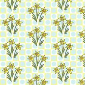 Rmy_three_daffodils_with_yellow_dot_ground_shop_thumb