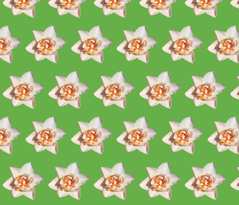 double daffy fabric by winter on Spoonflower - custom fabric