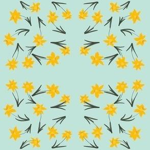 DaffodilsBlue