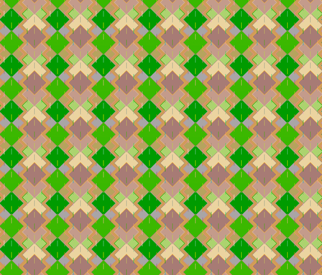 Argyle2 fabric by patsijean on Spoonflower - custom fabric