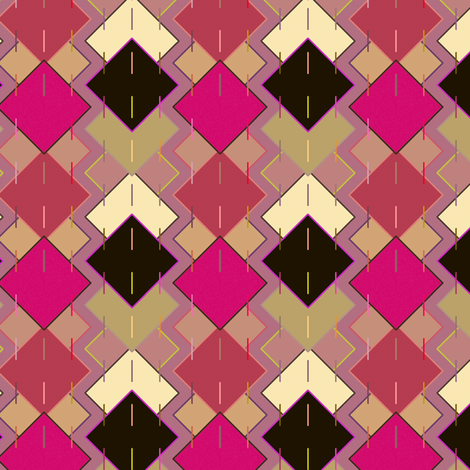 Argyle3 fabric by patsijean on Spoonflower - custom fabric