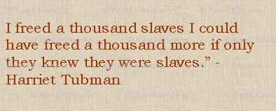 Freedom Harriet Tubman Quote-Maroon-163