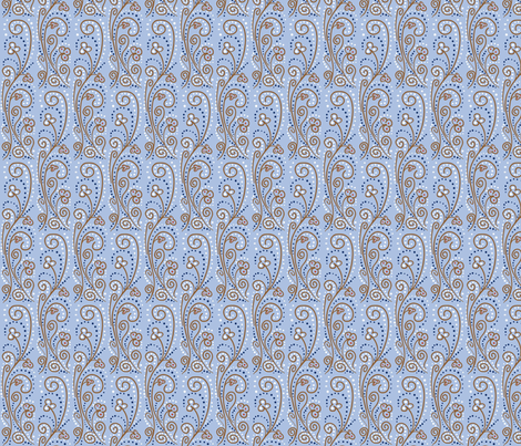 swirly3 fabric by antoniamanda on Spoonflower - custom fabric