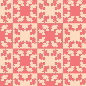 Pinkbird Patchwork