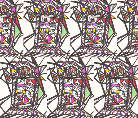JamJax Tilt fabric by jamjax on Spoonflower - custom fabric