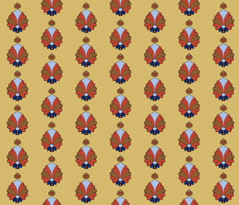 artniveaufc2small fabric by samanthaheather on Spoonflower - custom fabric