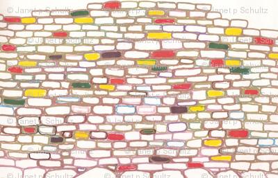 JamJax Brick Wall