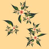 tiny pastel blooms