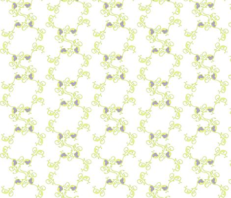 wallnewt fabric by maeula on Spoonflower - custom fabric