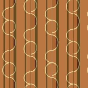 Curly Stripe