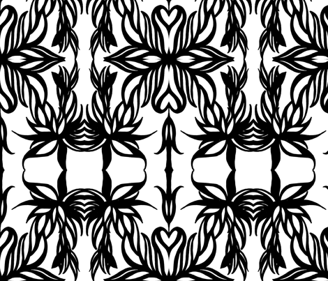 JamJax Woo fabric by jamjax on Spoonflower - custom fabric